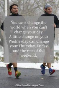 Happy Wednesday Quotes Image