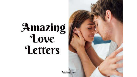 Amazing Love Letters to My Girlfriend