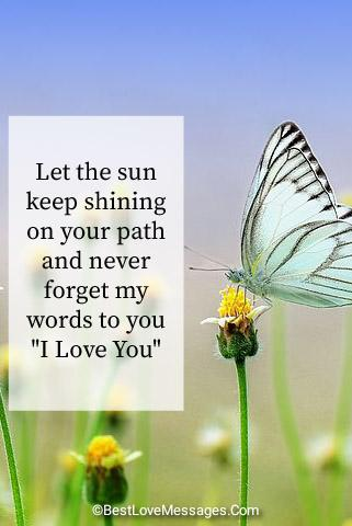 Happy Sunday Love Messages to My Sweetheart