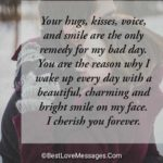 Long Love Messages for Her from the Heart Image