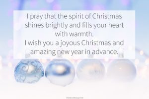 Christmas Messages for Loved Ones