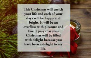 Lovely Short Christmas Greetings