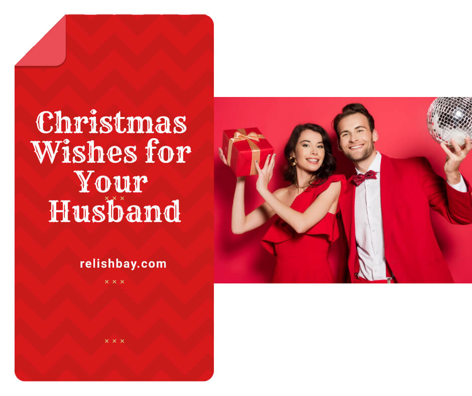 Christmas Wishes for Your Husband