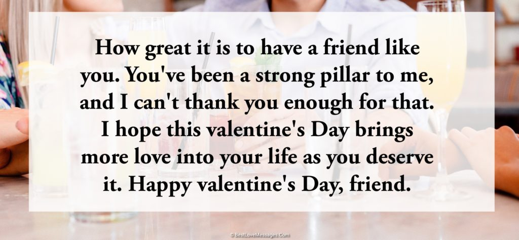 happy valentines day bff images
