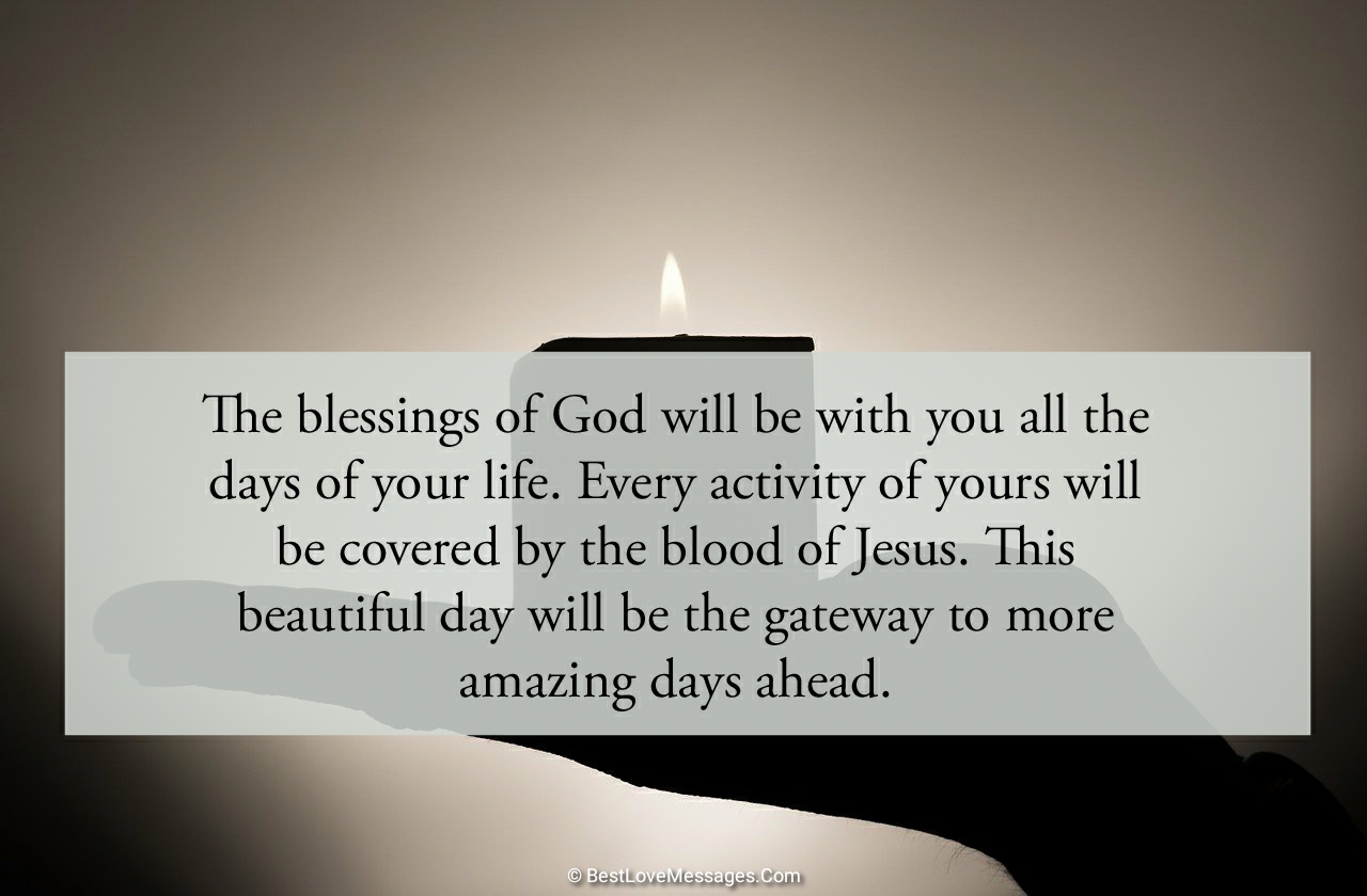 Good Morning Wednesday Blessings Image