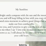 Cute Love Letters for Girlfriend