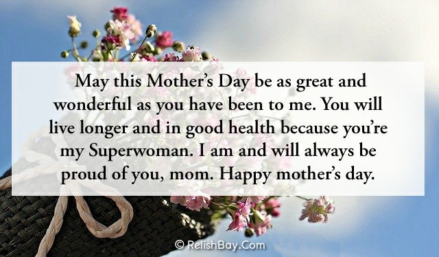 Mother's Day Pictures, Messages, and Quotes