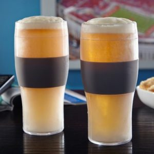 Cooling Pint Glasses