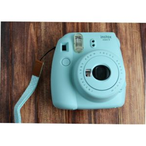 Fuji-Film Instant Camera