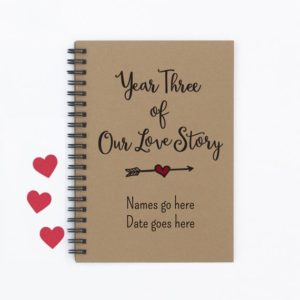 Love Story Journal