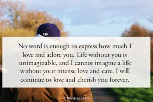 Cute Paragraphs for Him to Make Him Cry