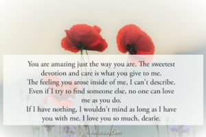 Romantic Paragraphs for Him to Make Him Cry