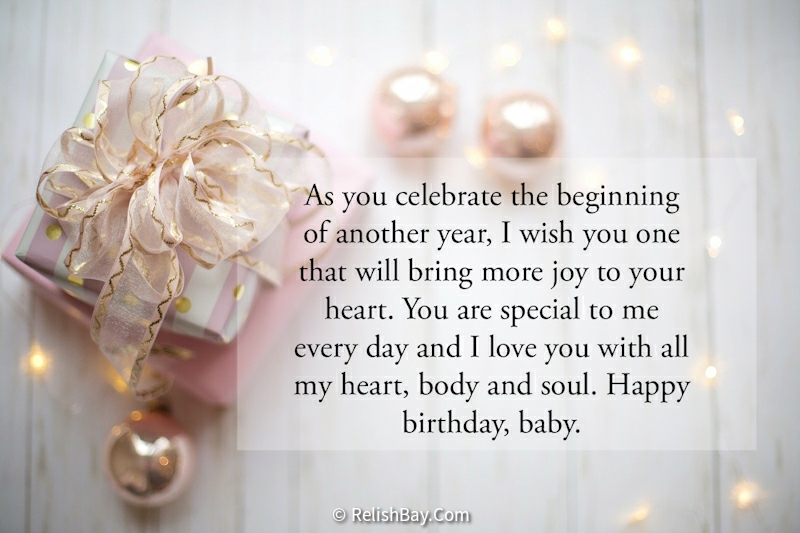 Happy Birthday Paragraphs for Girlfriend