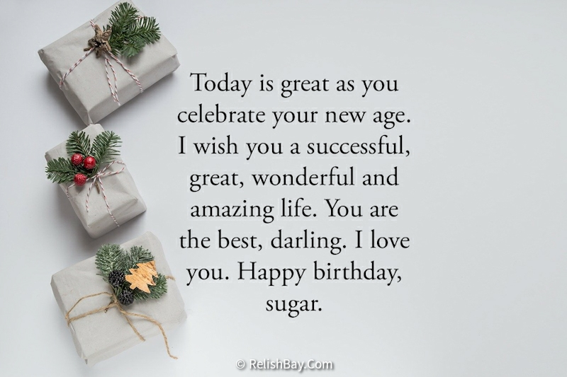 Cute Happy Birthday Paragraphs for Girlfriend