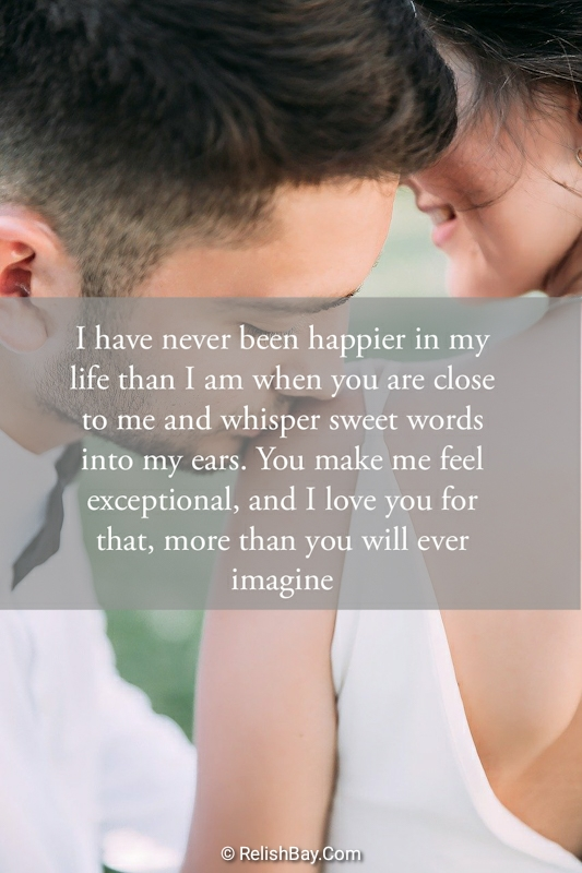 Heartfelt Love Messages for Him (Husband)