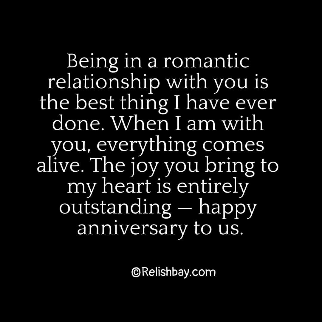 For to boyfriend anniversary letter 30 Romantic