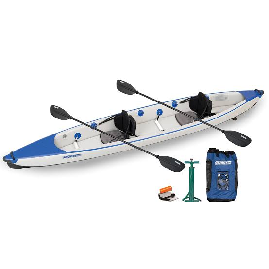 Two-Person Kayak