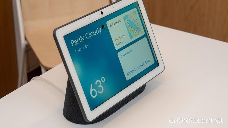 Smart Display: High Definition