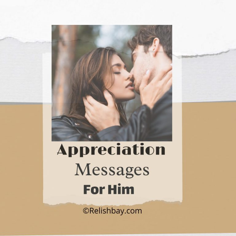 50 Heart Touching Appreciation Messages for Him