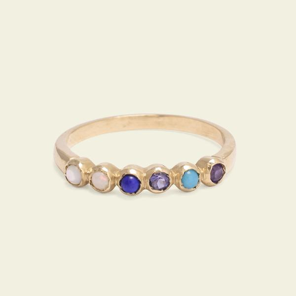 Acrostic Ring