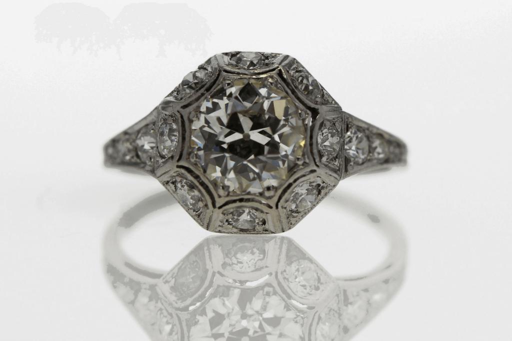 Vintage Edwardian Ring