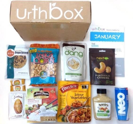 Snack Box Subscription