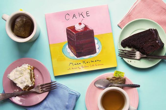 Cake, by Maira Kalman