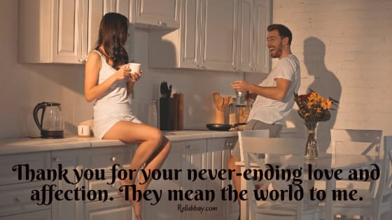 Caring Messages For Boyfriend